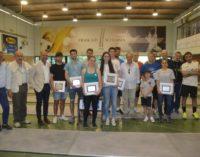 Frascati Scherma: premiati i medagliati e i partecipanti delle competizioni giovanili internazionali