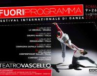 Teatro Vascello – Fuori Programma.  Festival Internazionale Di Danza Contemporanea