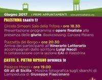 Festival per la letteratura di viaggio l'albatros città di Palestrina