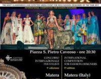 Premio Moda Città dei Sassi – Matera