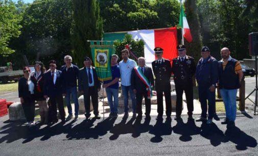 Lariano – Ricordato il sacrificio dell'eroico Carabiniere Antonino Fleres