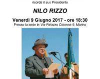 Ricordo del Presidente Nilo Rizzo_ANPI Marino