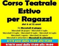 """San Cesareo – """"Marionette Senza Fili"""" organizza il corso di teatro estivo per ragazzi"""