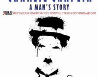 "Teatro Marconi – ""Charlie Chaplin – a man's story"""