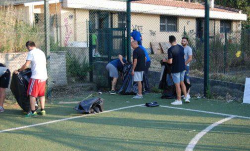 Marino – Consegnato all'Usd lepanto l'impianto sportivo di Villa Desideri