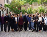 Una serata per celebrare la creatività di 24 artisti – Real Academia de España en Roma