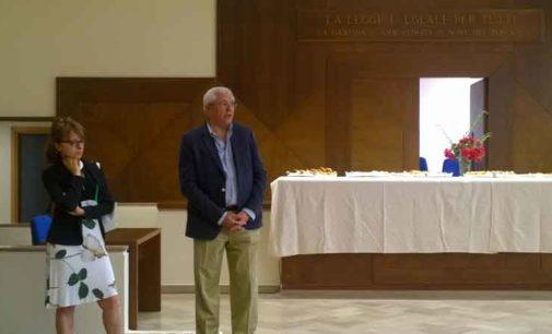 Albano Laziale, il Sindaco Marini su inizio attività del Giudice di Pace