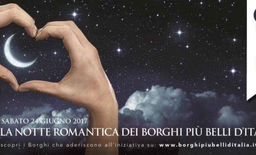 Castel Gandolfo – II edizione della Notte Romantica nei Borghi più Belli d'Italia
