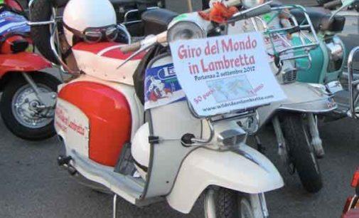 2000 Lambrette tra Adria, Delta del Po e Chioggia per festeggiare I 70 anni del Mito