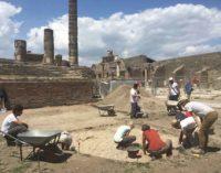 """""""Nuovi scavi e ricerche nel Parco Archeologico di Pompei"""""""