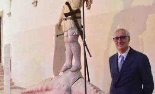 """""""Il restauro del Tòdaro"""