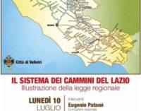 Velletri – Il Sistema dei Cammini del Lazio