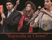 """Estarte 2017 L'estate a Pomezia – """"Rapsodia in Clown"""""""