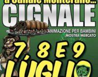 """Tutto pronto a Canale per la """"Sagra der Cignale"""""""