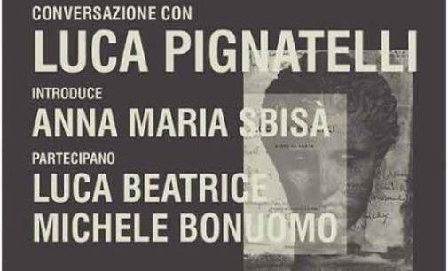La Galleria M77 – CONVERSAZIONE CON Luca Pignatelli
