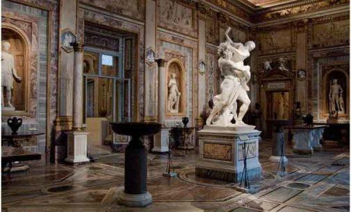 """""""RESPIRA""""  Daniele Puppi per la Galleria Borghese"""