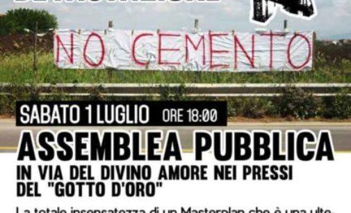 Assemblea Pubblica contro La Cementificazione di Marino