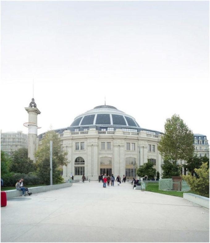 PINAULT COLLECTION | Presentato a Parigi il progetto di restauro de La Bourse de Commerce