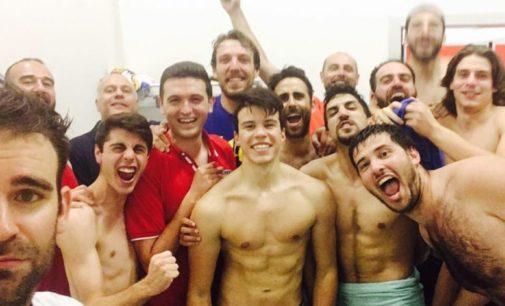 San Nilo Grottaferrata (basket), la prima squadra fa la storia: è C Gold. Catanzani: «Straordinari»