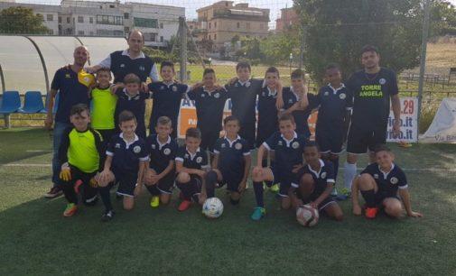 Torre Angela calcio, tre secondi posti al torneo casalingo dedicato alla Scuola calcio