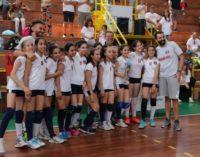 Volley Club Frascati, l'Under 12 femminile seconda nel Promozione e terza nel 3×3