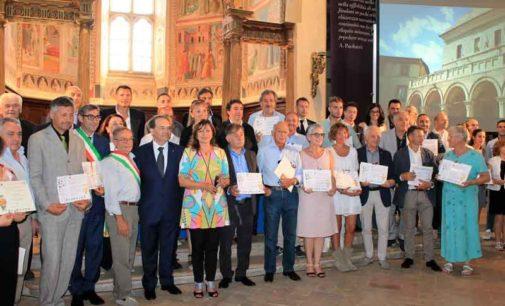 """Premiati a Montefalco i 350 """"vini del Sindaco"""""""