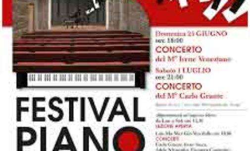 Velletri – Piano Forum Festival dal 25 giugno al 1 luglio!!!!