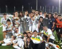 """Racing Roma calcio, l'Under 17 di Greco vince il primo trofeo """"Pineta dei Liberti"""""""