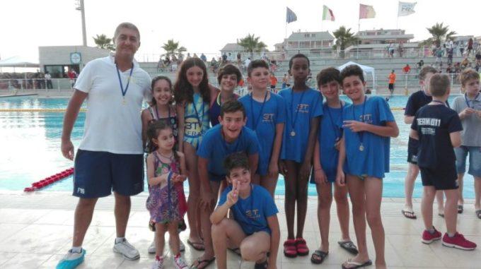 3T Frascati Sporting Village, l'Under 11 di coach Fabiano a testa alta alle finali di Ostia