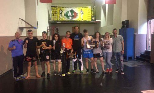 Sport da combattimento- Finali campionati italiani 2017 Wtka a Rimini