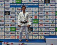 Asd Judo Energon Esco Frascati, Mascherucci strepitoso: è vice campione europeo Master