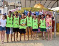 Volley Estate: il 3×3 maschile lo vincono De Felici, Falessi e Vani. Domenica 3×3 misto Open