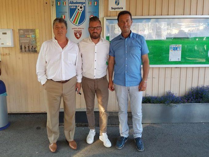Albalonga calcio, Tomei e Bianchi: «Coscia è l'uomo giusto per la nostra Juniores nazionale»