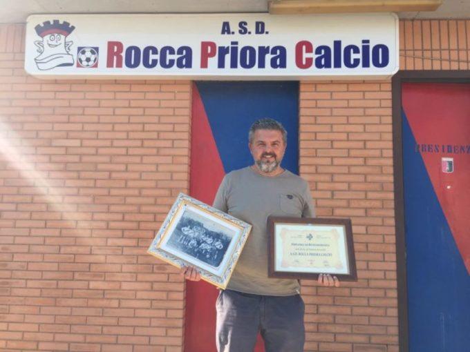 """Rocca Priora calcio premiata per i 50 anni, domani gran finale della """"Castelli Cup"""""""