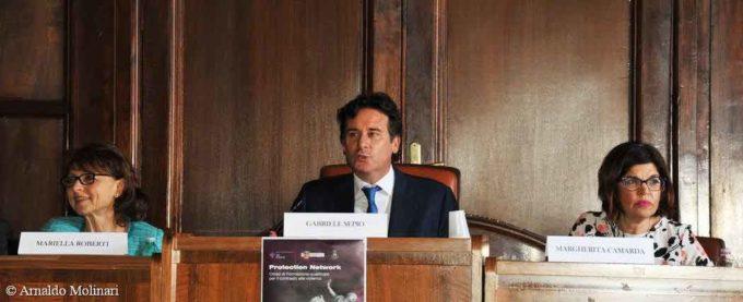 Albano Laziale, bilancio positivo per il corso di formazione qualificata Protection Network
