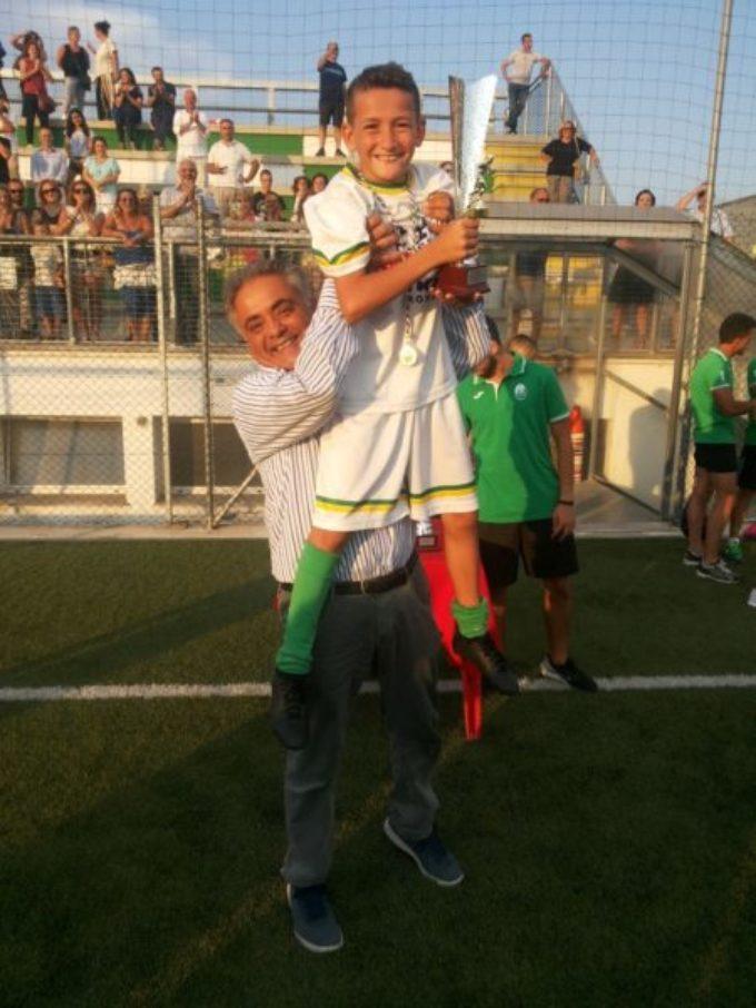 """Castelverde calcio, chiuso il quarto memorial """"Manuali"""": vincono i 2009, due secondi posti"""