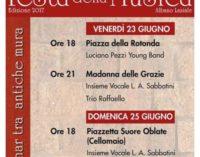 Albano Laziale, weekend all'insegna di musica e canti popolari