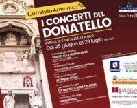 """CONVIVIO ARMONICO 2017 – XVI Edizione  """" I Concerti del Donatello """""""