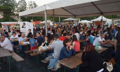 Lariano-  Chiude con un ottimo bilancio e migliaia di visitatori la Sagra della Pizza e Birra