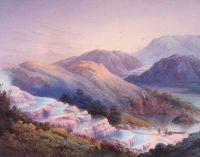 L'ottava meraviglia (perduta) neozelandese e il lago di Nemi