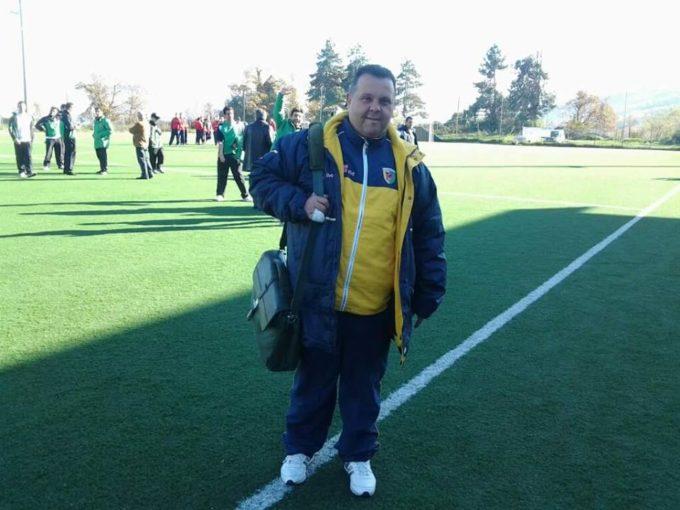Dinamo Labico calcio (II cat.), Giovannetti: «Grazie al club per la fiducia, qui ambiente speciale»