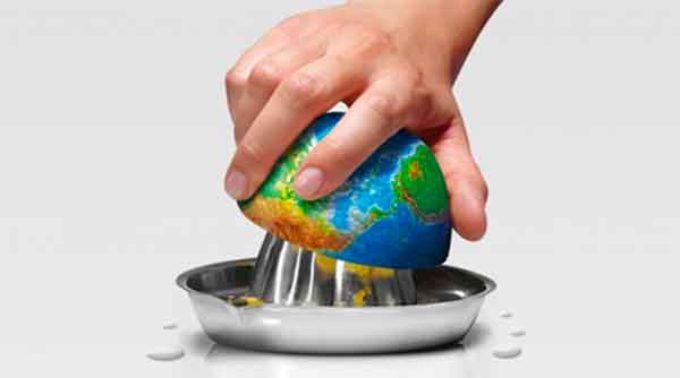 La giornata mondiale del debito ecologico