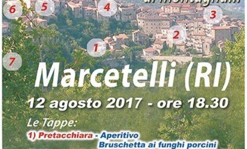 """Un grande """"serpentone"""" del gusto è pronto a invadere Marcetelli (RI)"""