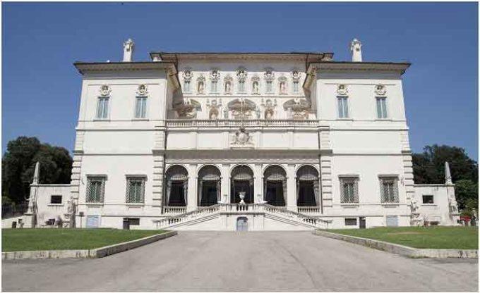 Galleria Borghese.  Grandi riscontri di pubblico e duplicazione degli incassi