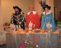 """Carpineto Romano, grande successo per l'evento """"A cena dal Cardinale"""""""