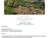 Risultati della 8° campagna di scavo della c.d. VILLA DEGLI ANTONINI