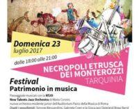 """Per """"Notti d'estate"""" Patrimonio in musica. Passeggiate musicali"""