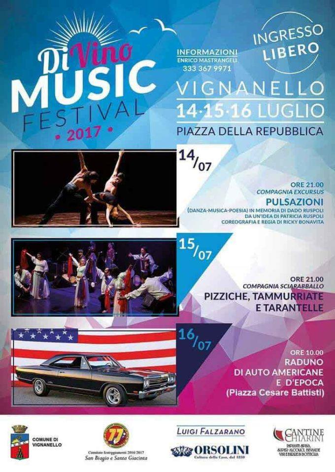 Vignanello – DiVino Music Festival