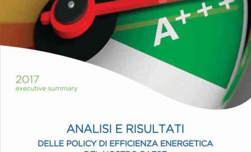 Energia: Rapporto ENEA, con ecobonus 1 milione di interventi