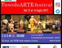 Musica, Spettacolo e Poesia, Torna Tuscolo Arte Festival